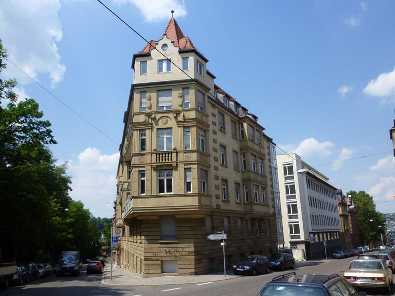 Stuttgart Immenhoferstrasse
