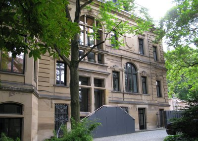 Stuttgart Mörikestrasse 5ZW