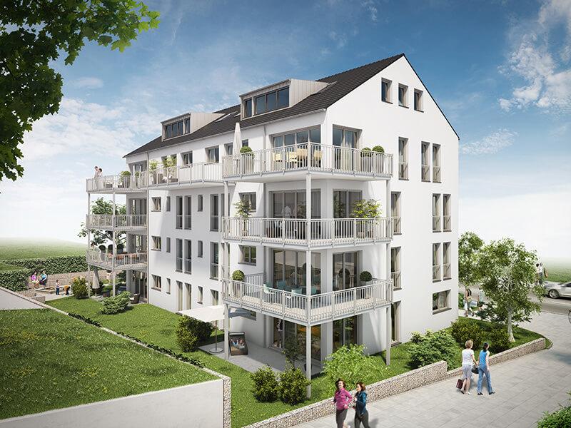 Stuttgart Sillenbuch 9FH