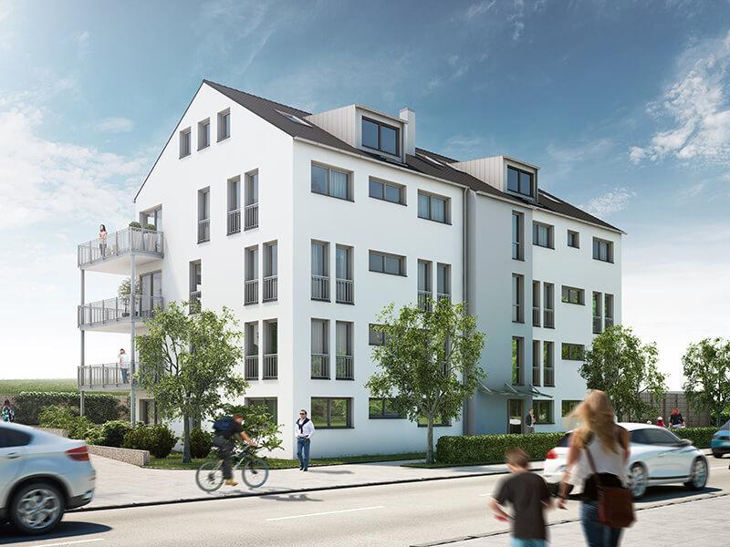 Stuttgart Neubau 9FH