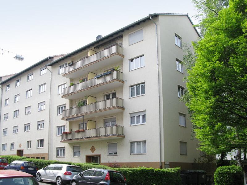 Stuttgart Traubenstrasse 3ZW