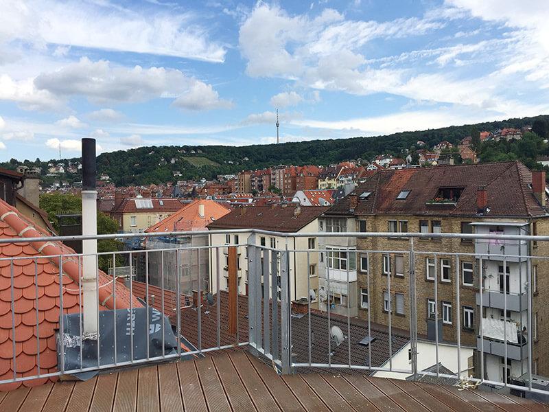 Stuttgart Süd DG Maisonette