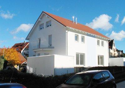 Bonlanden 2 Doppelhäuser