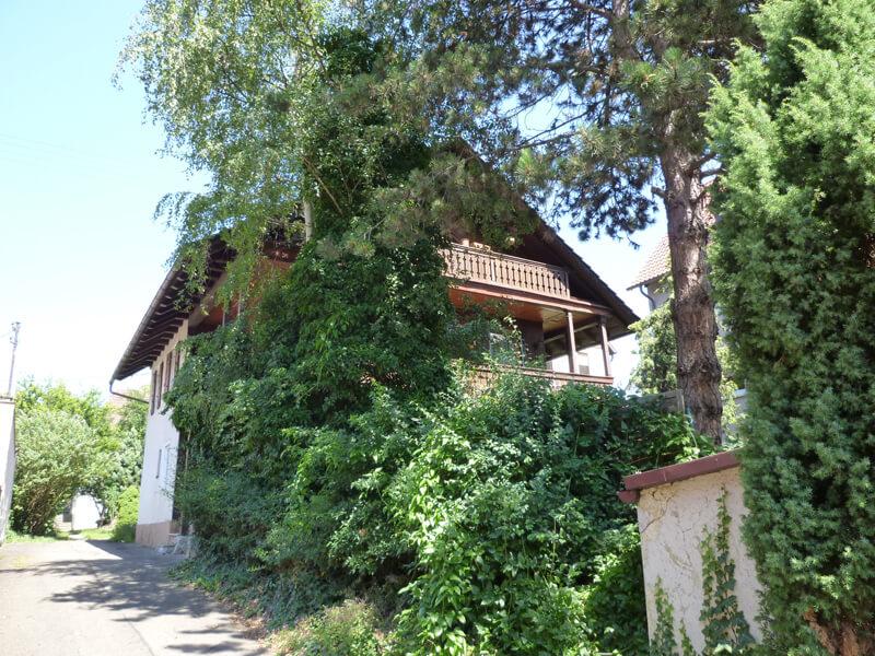 Esslingen Abrisshaus
