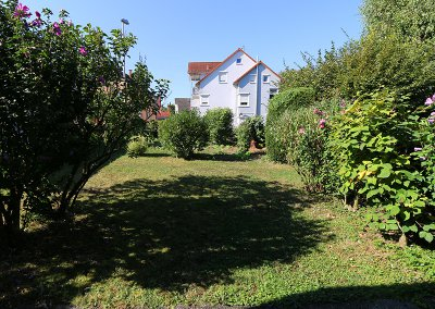 Hegnach Gartenwohnung