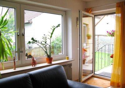 Magstadt Gartengeschoss 3-ZW