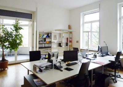 Stuttgart Büro Mörikestraße