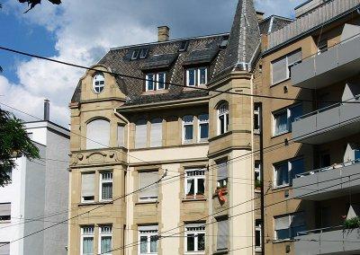 Stuttgart Hohenheimerstrasse 4-ZW