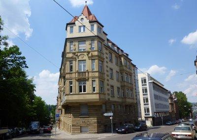 Stuttgart Immenhoferstrasse 5-ZW
