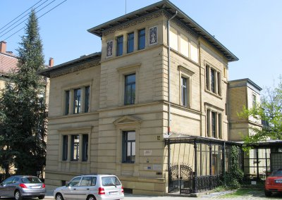 Büro Mörikestrasse