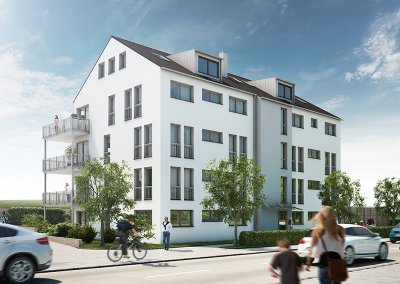 Stuttgart Neubau 9-FH