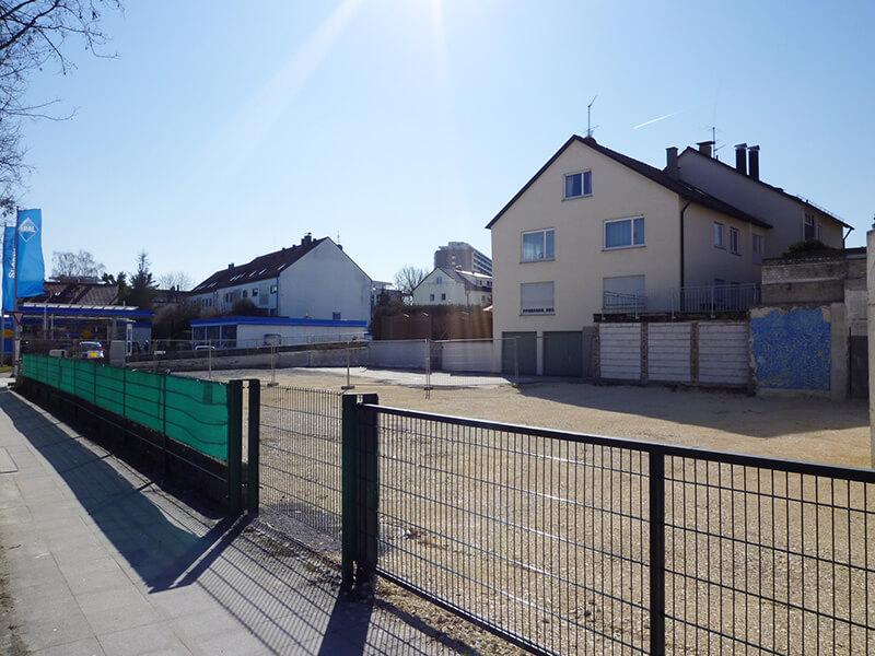 Stuttgart Sillenbuch Bauplatz