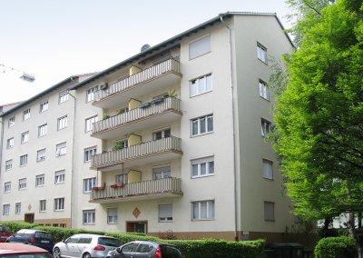 Stuttgart Traubenstrasse 3-ZW