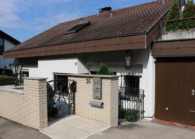 Stuttgart Vaihingen EFH mit ELW