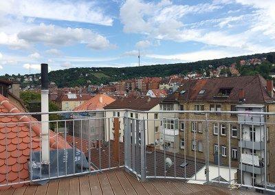 Stuttgart Süd DG Maisonette 5-ZW