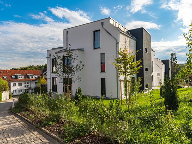 Stuttgart Dachswald Neubau
