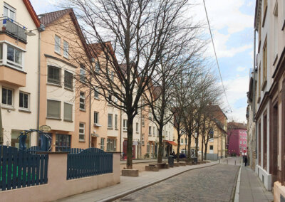 Stuttgart Bohnenviertel 2-ZW