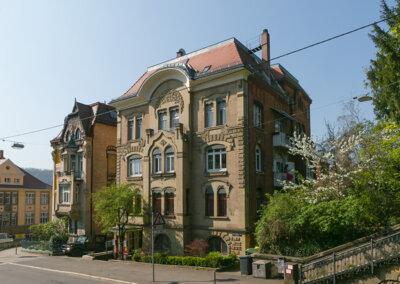 Stuttgart West 3-ZW Jugendstil